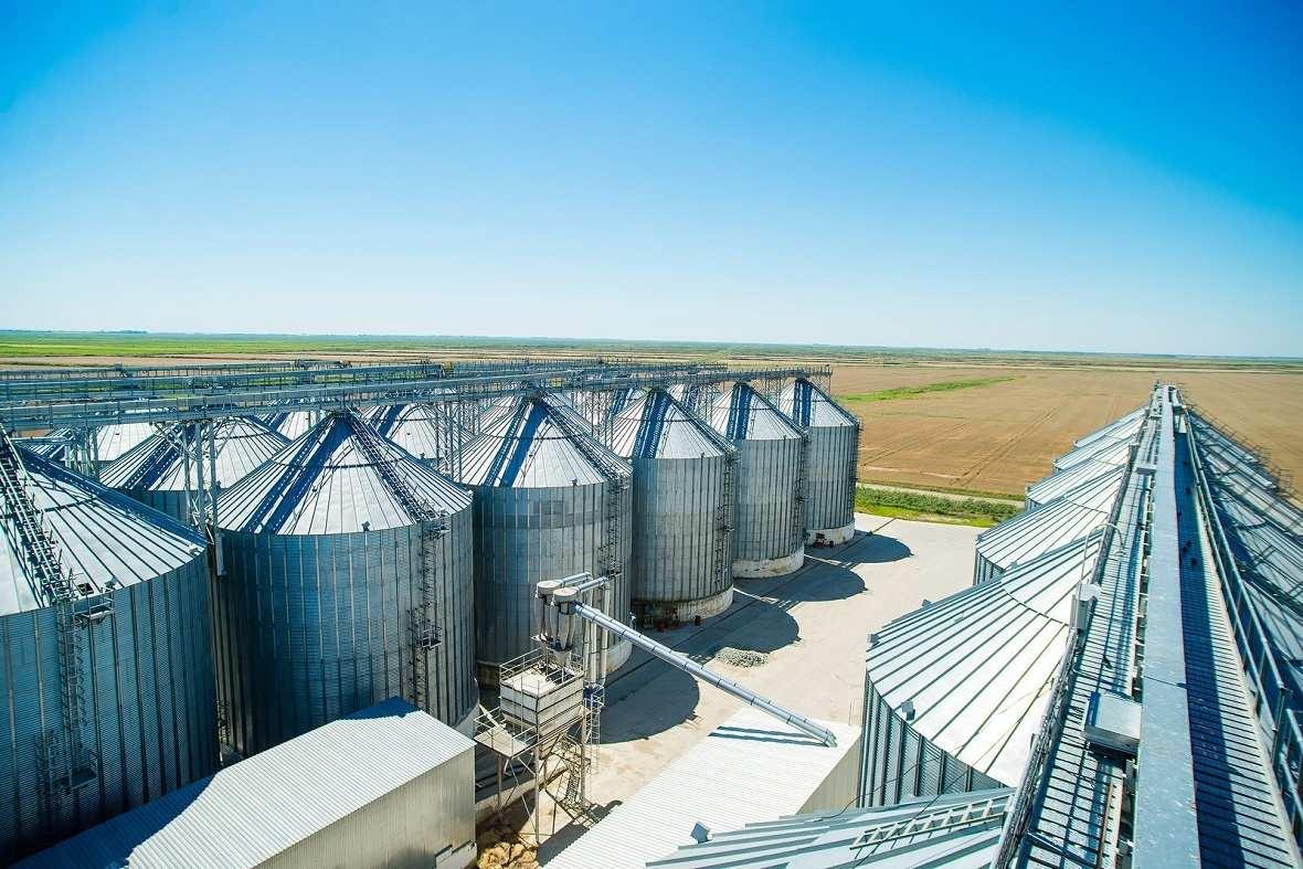 помощи зерновые терминалы фото работ технике